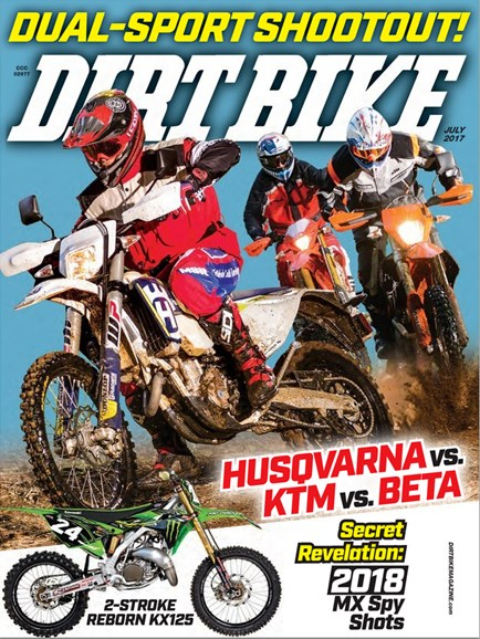 Dirt Bike Cover - 4/1/2017