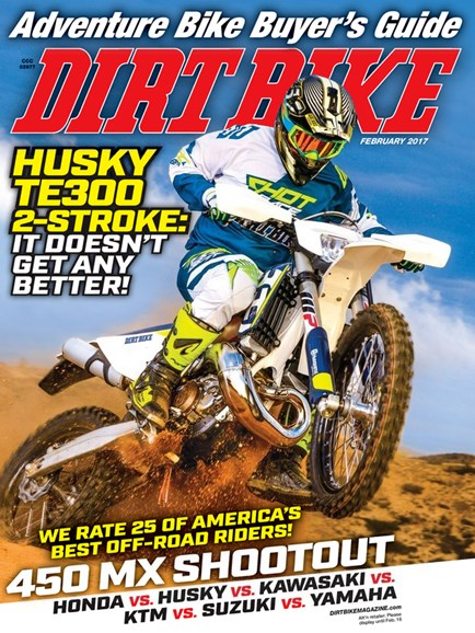 Dirt Bike Cover - 2/1/2017