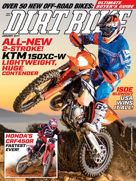 Dirt Bike Cover - 1/1/2017