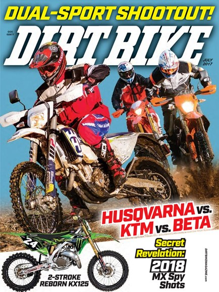 Dirt Bike Cover - 7/1/2017
