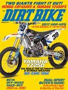 Dirt Bike Magazine 3/1/2017