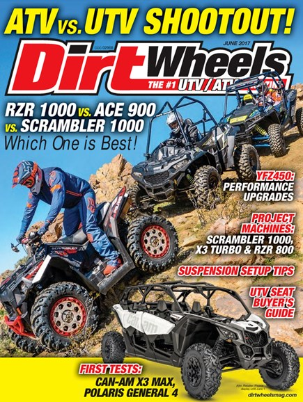 Dirt Wheels Cover - 6/1/2017