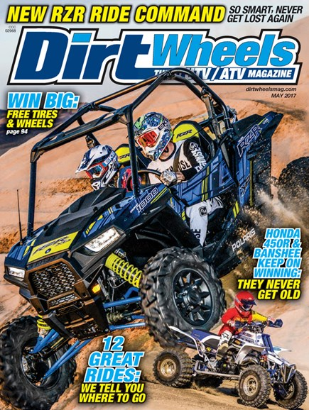 Dirt Wheels Cover - 5/1/2017