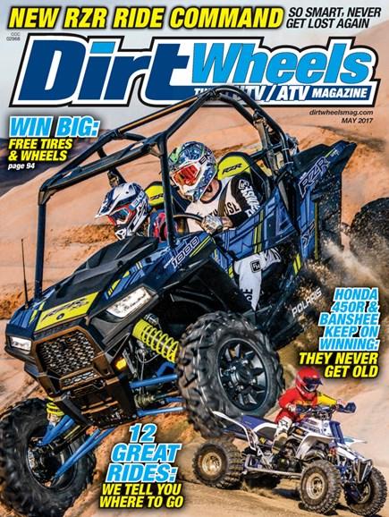 Dirt Wheels Cover - 5/1/2017