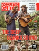 Acoustic Guitar Magazine 9/1/2017