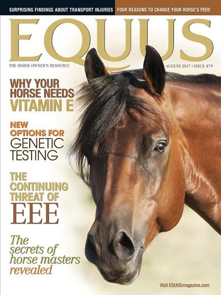 Equus Cover - 8/1/2017