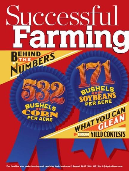 Successful Farming Cover - 8/1/2017