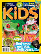 National Geographic Kids Magazine 9/1/2017