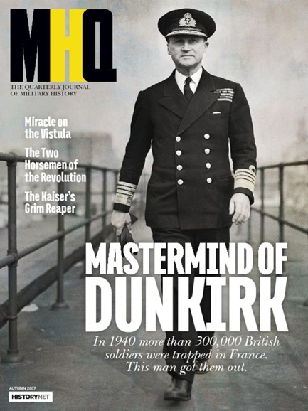 MHQ: Military History Quarterly Cover - 9/1/2017