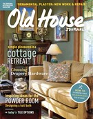 Old House Journal Magazine 9/1/2017