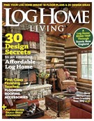 Log Home Living Magazine 8/1/2017