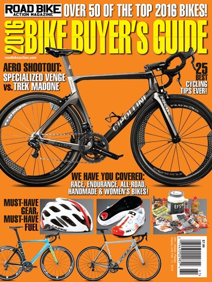 Road Bike Action Cover - 2/1/2016