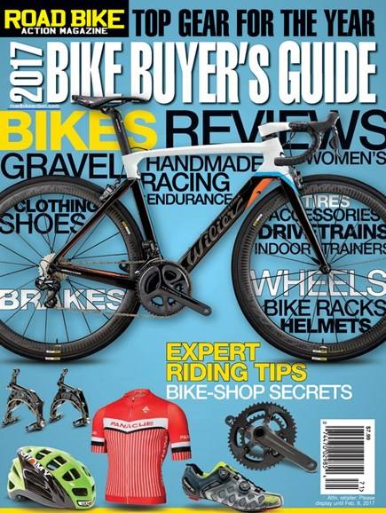 Road Bike Action Cover - 2/1/2017