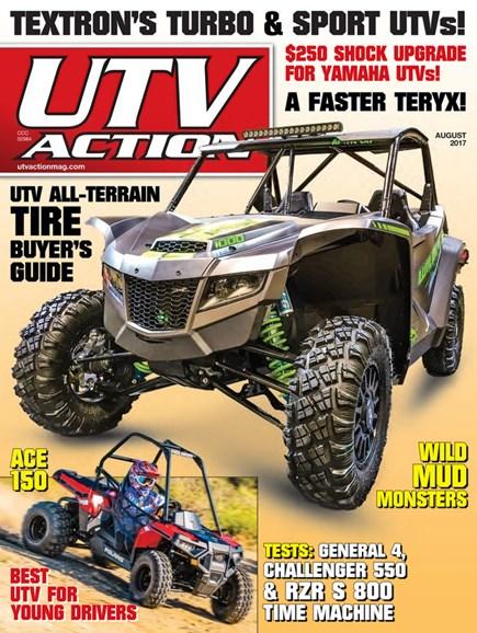 UTV Action Cover - 8/1/2017