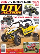 UTV Action Magazine 1/1/2016