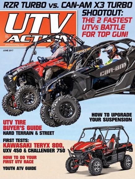 UTV Action Cover - 6/1/2017