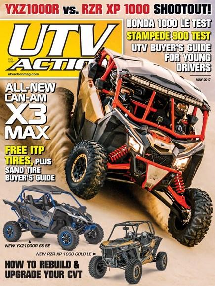 UTV Action Cover - 5/1/2017