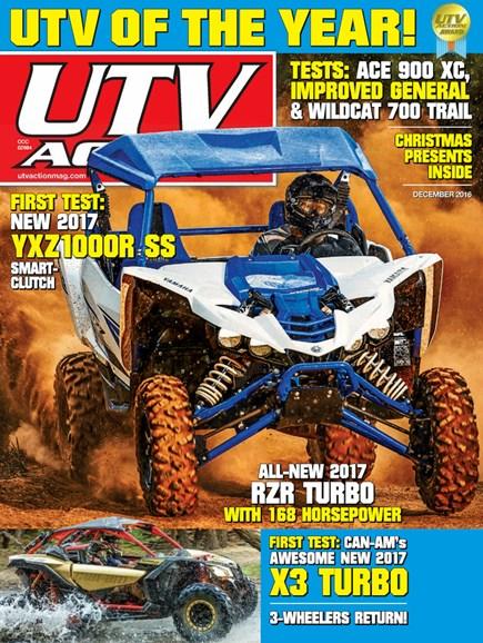 UTV Action Cover - 12/1/2016