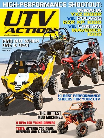 UTV Action Cover - 7/1/2016