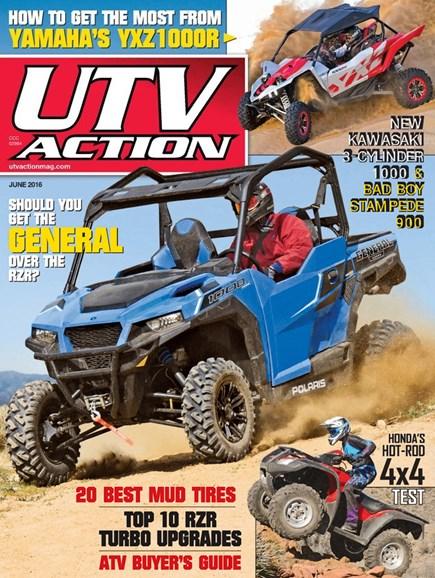 UTV Action Cover - 6/1/2016