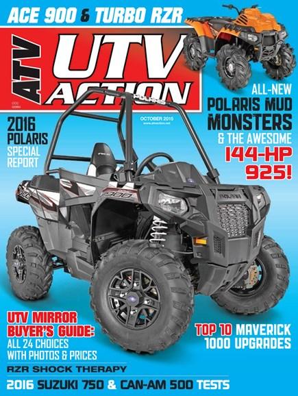 UTV Action Cover - 10/1/2015