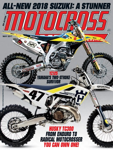 Motocross Action Cover - 5/1/2017