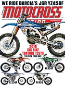 Motocross Action Magazine 12/1/2015