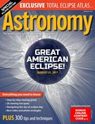 Astronomy Magazine 8/1/2017