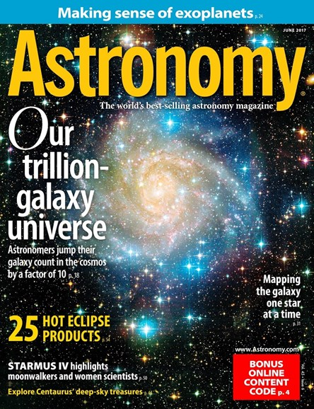 Astronomy Cover - 6/1/2017