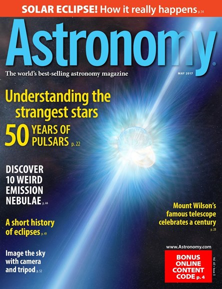 Astronomy Cover - 5/1/2017