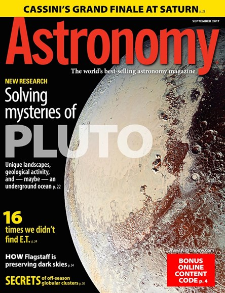 Astronomy Cover - 9/1/2017