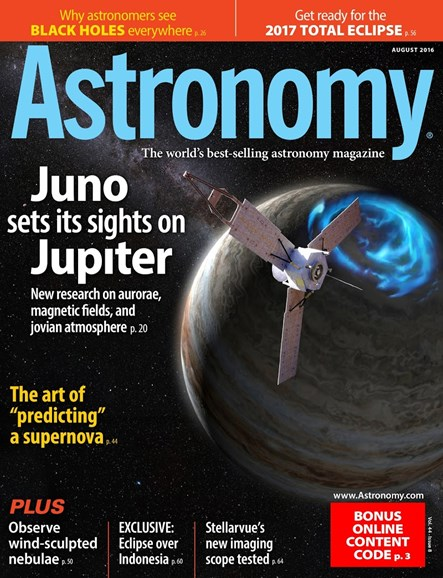 Astronomy Cover - 8/1/2016