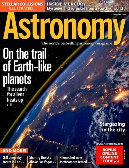 Astronomy Cover - 2/1/2016