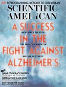 Scientific American Magazine 4/1/2017