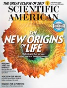Scientific American Magazine 8/1/2017