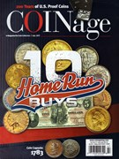 Coinage Magazine 7/1/2017
