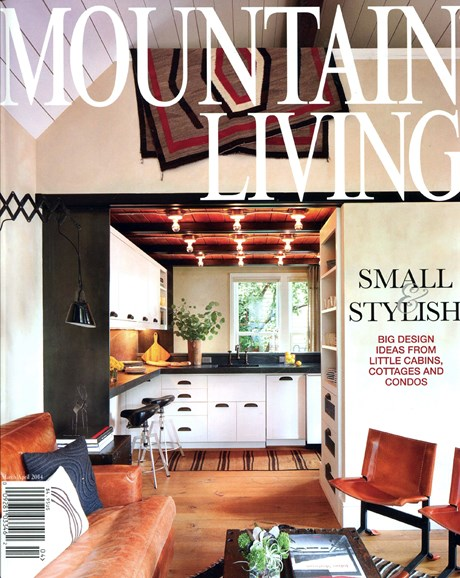 Mountain Living Cover - 3/1/2014