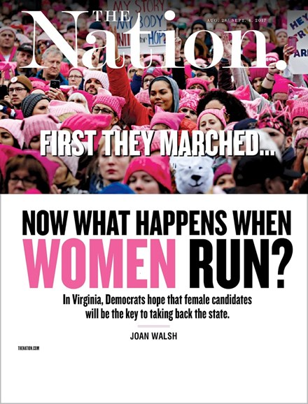 The Nation Cover - 8/28/2017