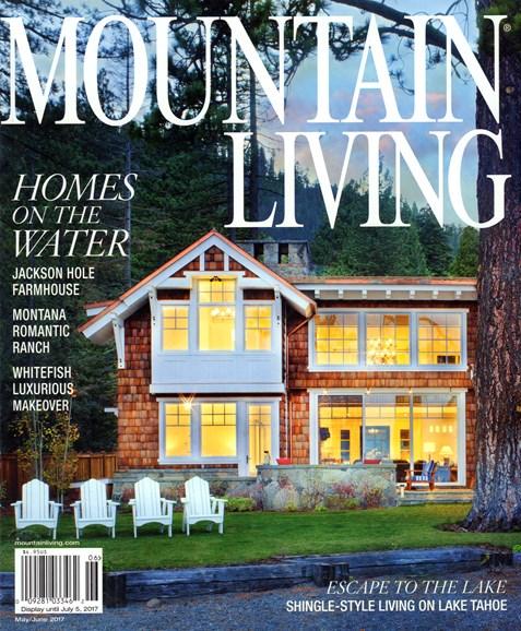 Mountain Living Cover - 5/1/2017