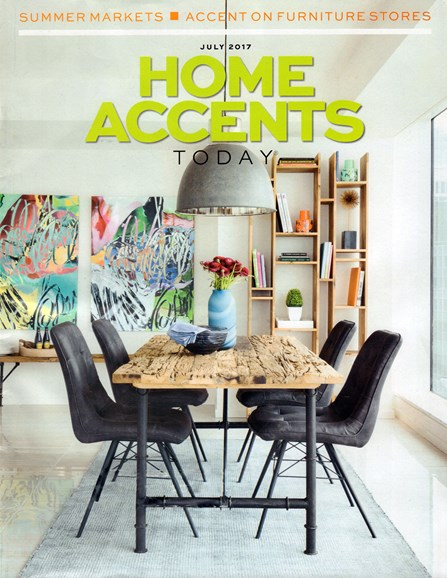 Home Accents Today Cover - 7/1/2017