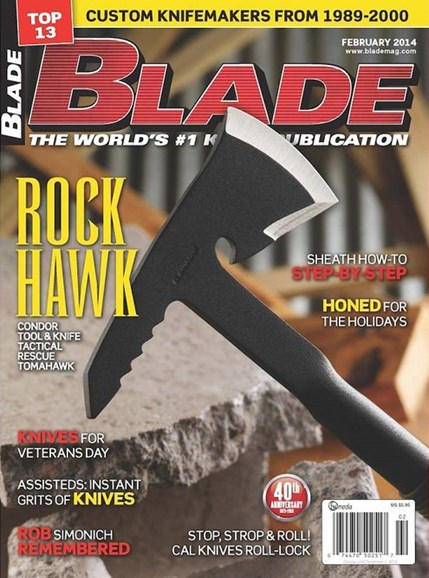 Blade Cover - 2/1/2014