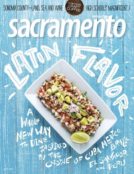 Sacramento Cover - 5/1/2015