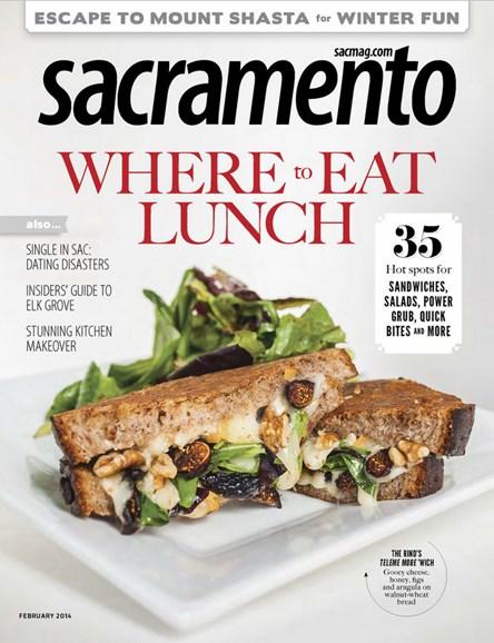 Sacramento Cover - 2/1/2014