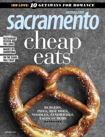 Sacramento Cover - 2/1/2013