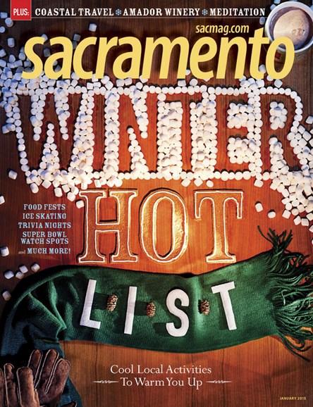 Sacramento Cover - 1/1/2013