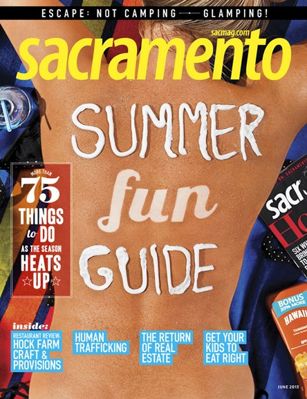 Sacramento Cover - 6/1/2013