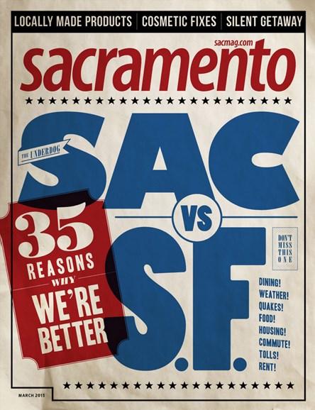 Sacramento Cover - 3/1/2013