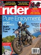 Rider Magazine 8/1/2017
