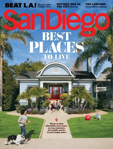 San Diego Cover - 3/1/2017