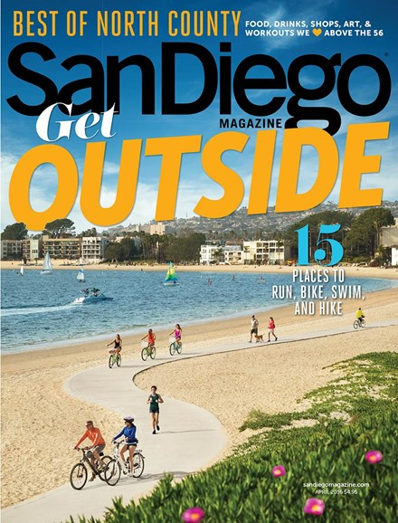 San Diego Cover - 4/1/2016